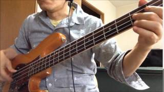 Staying Power(Live) - Queen Bassline Cover