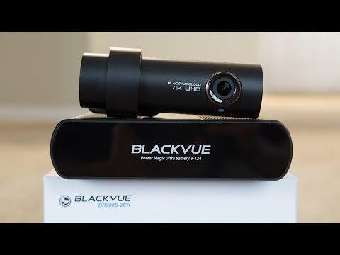Blackvue DR900S-2CH 4K Dashcam Overview & Initial Impressions