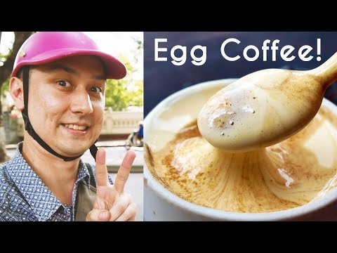 Egg coffee, first time using Uber in Hanoi, and heavy rains | LIFE IN VIETNAM