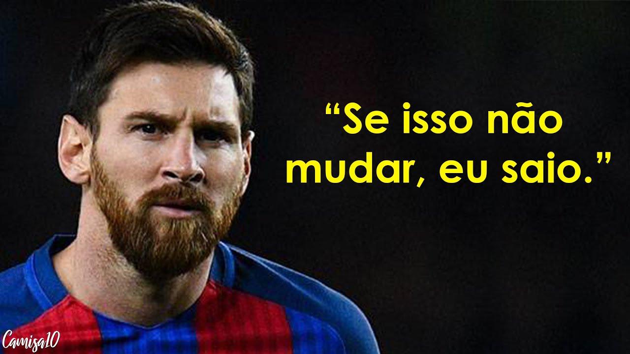 Messi vai sair do Barça? O que está acontecendo com ele e o clube?