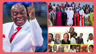 "Y0U AR€ AG€NTS 0F TH€ D€V1L "" – BISHOP OYEDEPO SCR€AMS AT PASTORS WHO WANT CHURCH€S T0 R€MAIN CLOS€Đ"