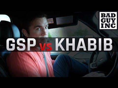 Let's not fall for GSP vs Khabib Nurmagomedov quite yet...
