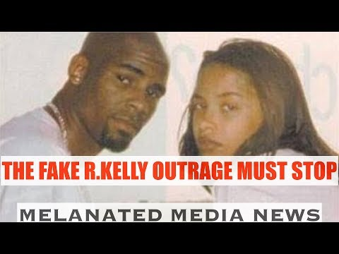 The REAL R.Kelly sex cult slave trafficking is probably going on in your neighborhood