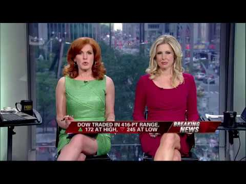 Todd Schoenberger, Liz Claman, Cheryl Casone talk about what is Causing the Market's Wild Swings
