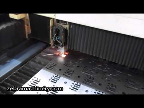 Used 3kw L3030 Trumpf laser / used machinery dealer