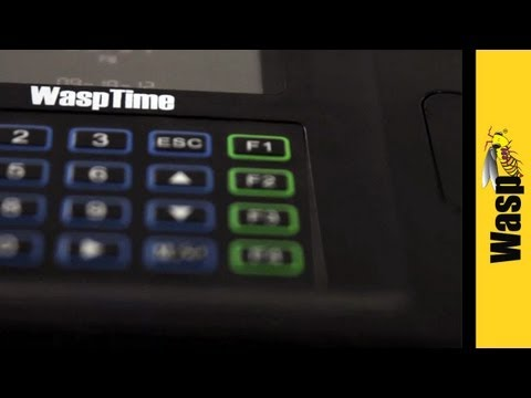 Employee Time Tracking with HID Time & Attendance System | Wasp Barcode