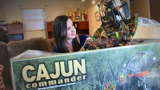 Aquacraft Cajun Commander Rc Airboat Unboxing - First Impressions - Thercsaylors