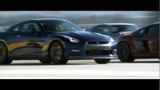 Porsche 911 GT3 RS vs Ferrari 458 Italia vs Nissan GTR vs Audi R8 Gt vs Lexus LFA vs................