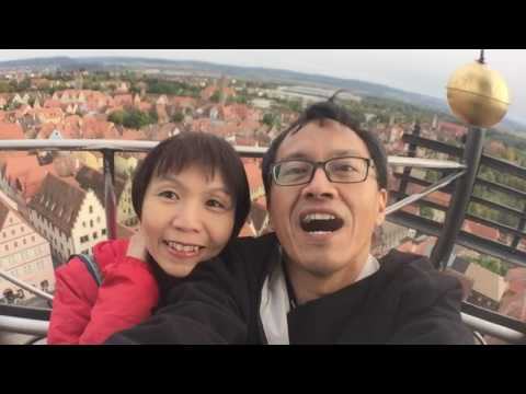 Eastern Europe Travel Day 2: Rothenburg ob der Tauber, Germany, Things to Do and Done