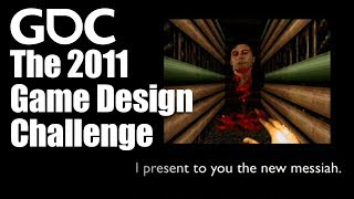 The 2011 Game Design Challenge