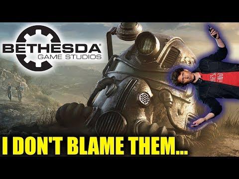 "Bethesda Banning Anyone Who Accesses Fallout 76 ""Developer's Room"" thumbnail"