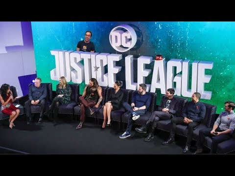 Ben Affleck and Charles Roven Talk About Justice League Being Zack Snyder