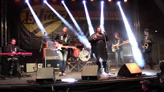 Angela Mosley & The Blue Elements @Blues made in Italy 13.10.2018 044
