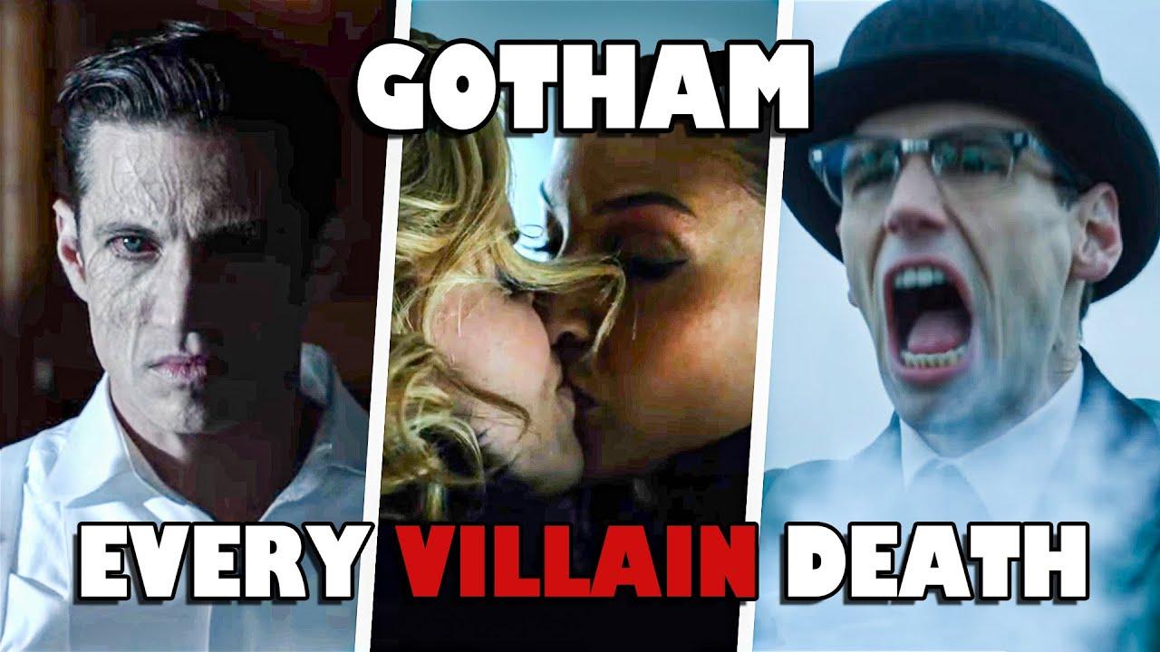 Download Gotham - All Villain Deaths (Season 3)