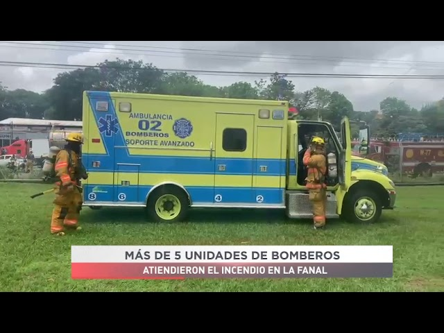 Explosión en tanque de alcohol en fábrica de licores