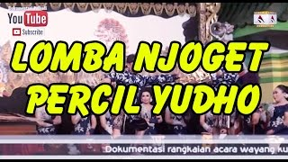 Dijamin Ngakak!!! Peye Mania - Lomba Njoget  - Percil Yudho - Live Gandekan Wono