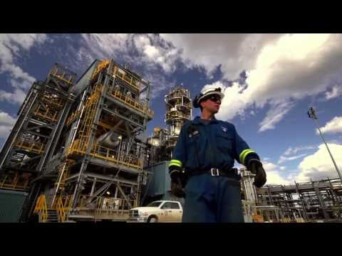 Kearl Oil Sands - a virtual tour
