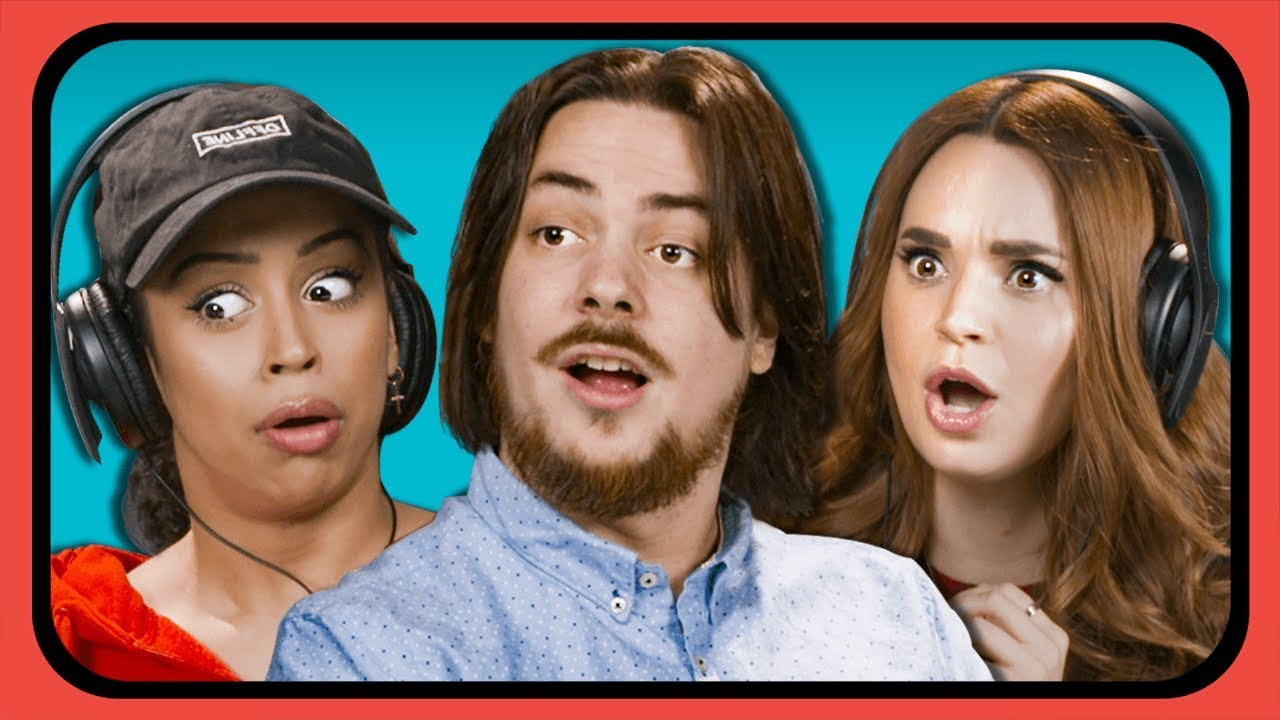 YouTubers React To Top 10 Trending YouTube Videos Of 2018