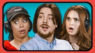 Download YouTubers React To Top 10 Trending YouTube Videos Of 2018 Mp3 and Videos