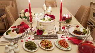 عيد ميلاد زوجي حبيبي❤سفرة رومنسية 5 نجوم❤افكار سهلة من صنع يدي