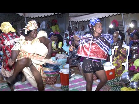 Download SABAAR BOU TOTH (Danse Sénégalaise)