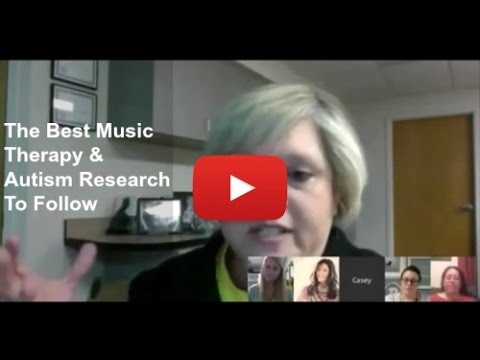 The Best Music Therapy & Autism Research To Follow