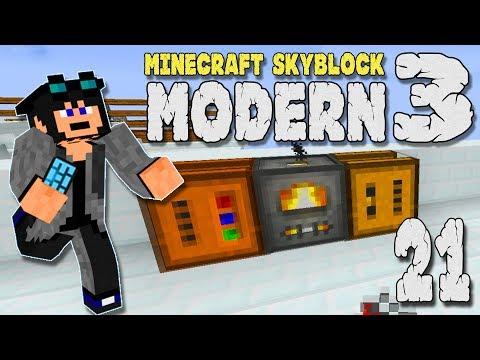 🗻 POWRÓT FORESTRY 😂 | #021 | Modern Skyblock 3 | Minecraft