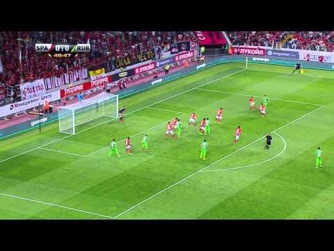 Spartak Moscow 1-0 Rubin Kazan