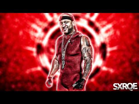 """WWE: MVP Theme Song """"I'm Comin"""" (Arena Effect)"""