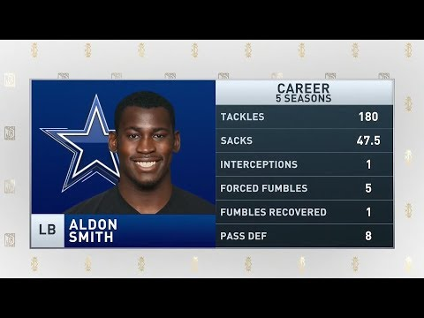 The Cowboys Sign Aldon Smith | The Jim Rome Show