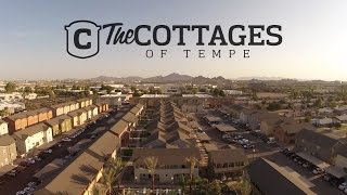 Apartments in Tempe, Arizona – The Cottages of Tempe (Arizona State University)