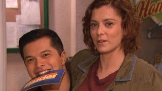 Rachel Bloom and Vincent Rodriguez III Take Us Behind the Scenes of