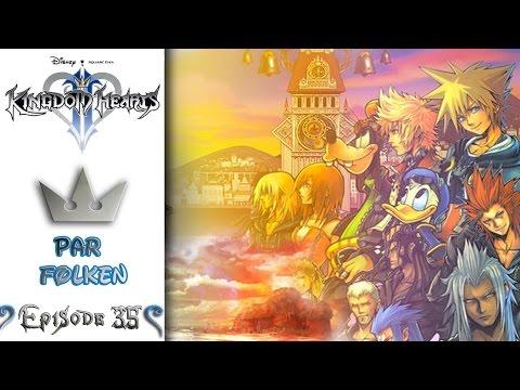 AXEL... Kingdom Hearts 2 Let's Live Episode 35