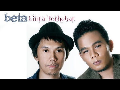 Cinta Terhebat - Beta (Official Lirik Video)