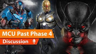 Future of the MCU after Phase 4 Discussion