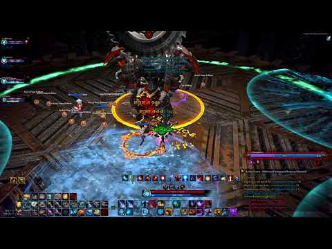 TERA - RK-9 KENNEL NM Sorcerer Full Run (Stormcry +4)