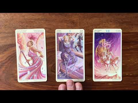 Daily Tarot Reading for 14 September 2017 | Gregory Scott Tarot