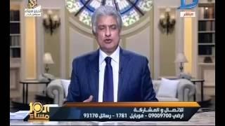وائل الإبراشى:  من غير الصائب تحديد يوم عيد تحرير سيناء للتظاهر