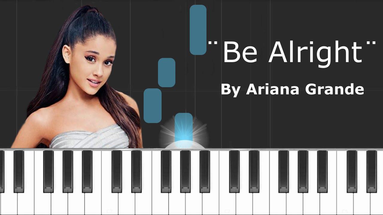 Ariana grande be alright piano tutorial chords how to play ariana grande be alright piano tutorial chords how to play cover hexwebz Choice Image