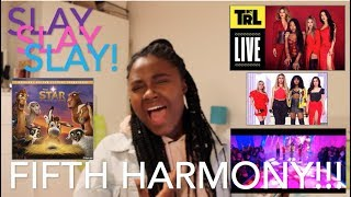 FIFTH HARMONY TRL PERFORMANCES AND CAN YOU SEE ME REACTION!!!