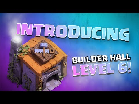 Thumbnail: Clash of Clans: Introducing Builder Hall Level 6!