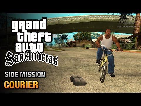 GTA San Andreas - Courier