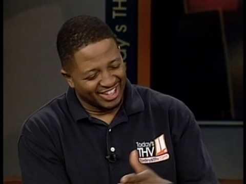 Willis Interviews sports anchor Mark Edwards