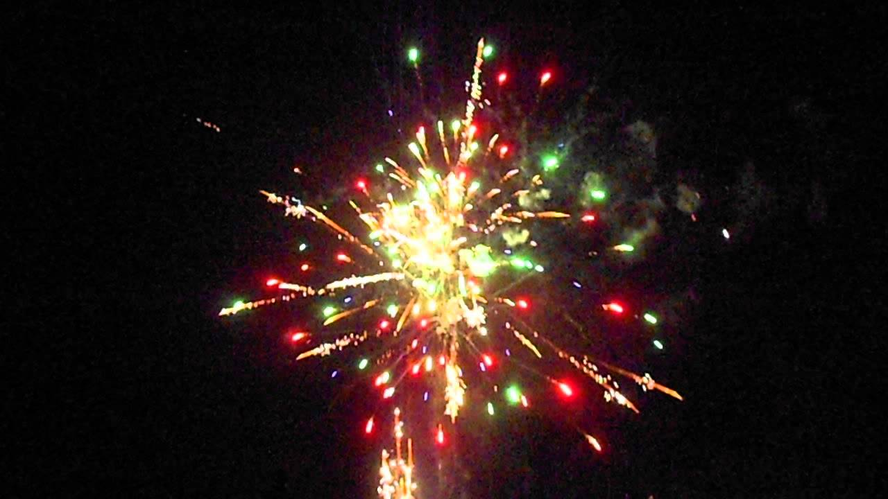 Backyard Fireworks : Fireworks 2013 Day Setup & Massive Backyard Fireworks Display