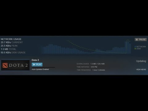 steam downloads stopping at 100