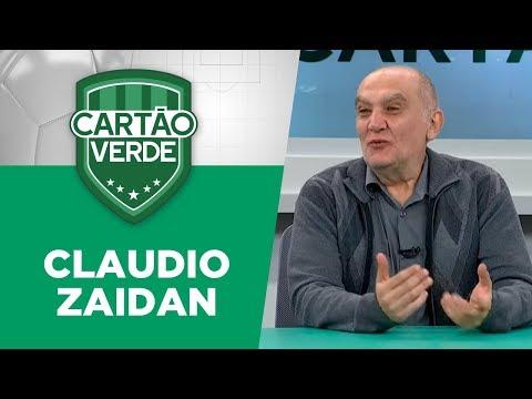 Cartão Verde | Claudio Zaidan | 25/04/2019