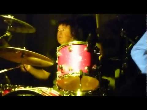 Simon Wright - Live in Italy - SIN CITY  (with Riff Raff Tribute Band) Dec. 29th 2011