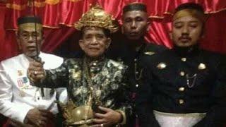 Innalillah, Raja Gowa ke 37 Andi Maddusila Wafat