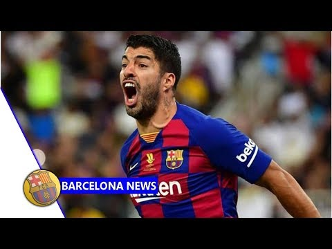 Barcelona schedule emergency meeting to discuss January transfer to replace Luis Suarez- news now