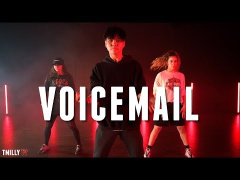 Poppy - Voicemail - Choreography by Tucker Barkley - #TMillyTV #Dance